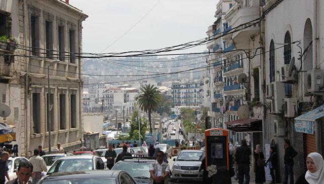 Алжир, архивное фото