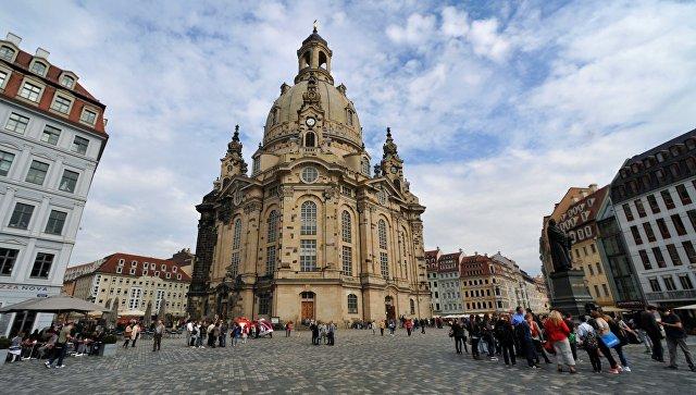 Дрезден. Архивное фото