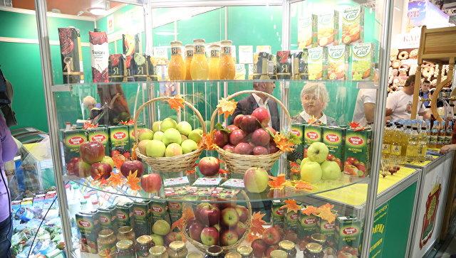 Москвичи скупили 180 тонн продуктов затри дня фестиваля «Золотая осень»