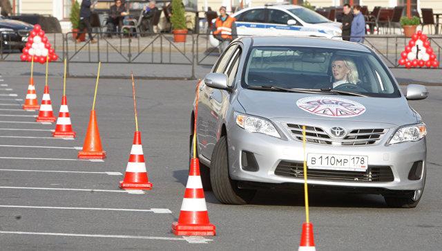 ВПетербурге начался всероссийский конкурс поавтомногоборью среди женщин
