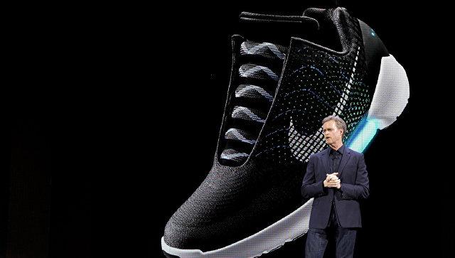 Продажи Nike за 1-ый квартал увеличились на7,7%