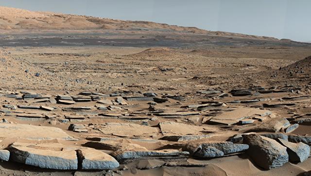Парниковый эффект согревал Марс миллионы лет назад