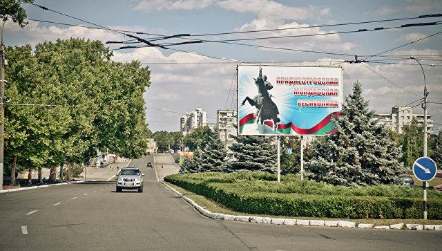 Улица 25 октября в Тирасполе