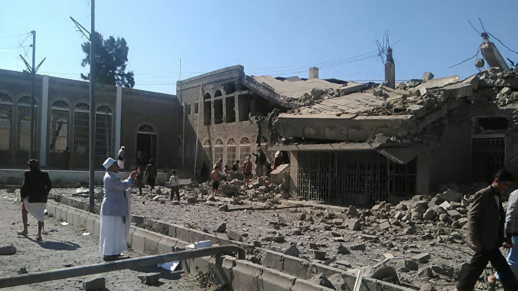 Вице-президент: правительство Йемена готово к переговорам о мире с хуситами