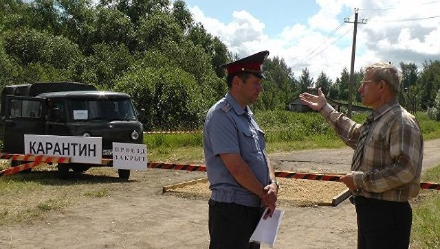 8a12decbd2fc Шесть уголовных дел возбуждено на Кубани из-за вспышек АЧС - РИА ...