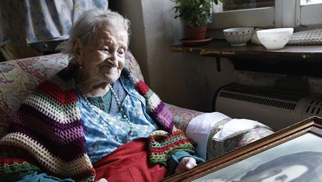 Предельный возраст человека составляет 100 лет