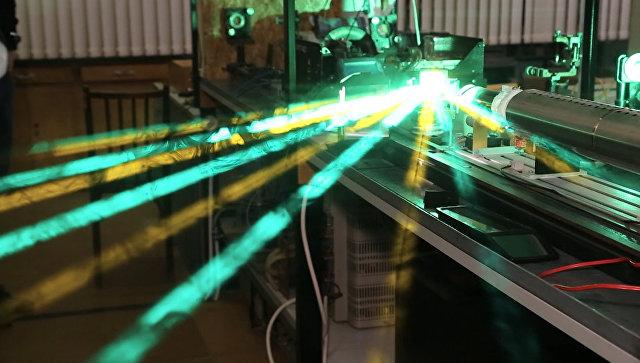 Сверхточный лазер на парах стронция – уникальная разработка российских ученых
