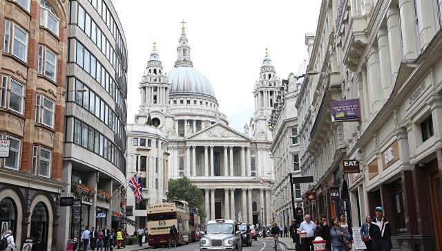 Вид на Собор Святого Павла в Лондоне. Архивное фото