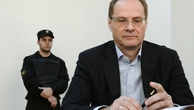 Юрченко губернатор уголовное дело такой