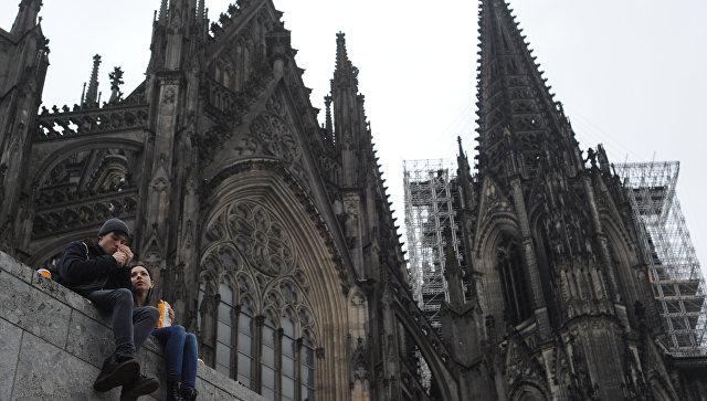 Кельнский собор. Германия. Архивное фото