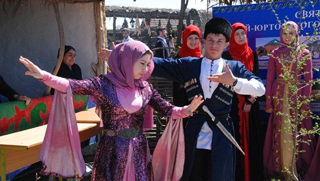 фото в интарнете чеченских девушек