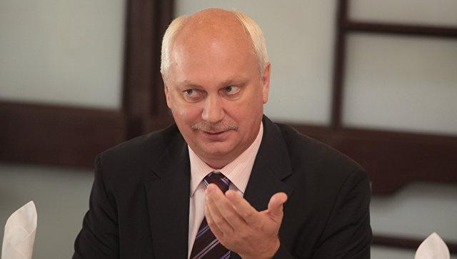 Главный военный прокурор России Сергей Фридинский. Архив