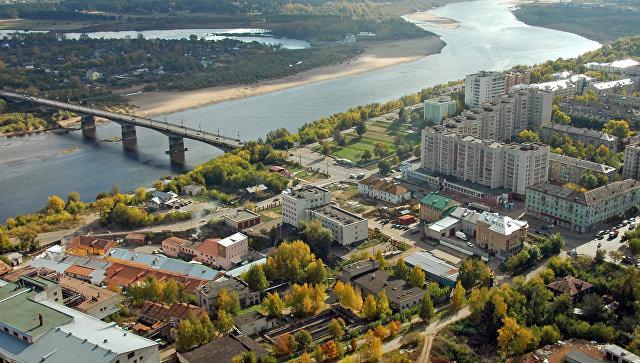 Город Киров. Архивное фото