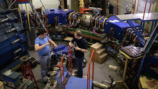 Русские физики хотят построить суперколлайдер вСибири