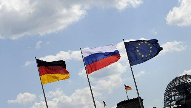 Германия намерена вывести отношения с РФ на новый уровень