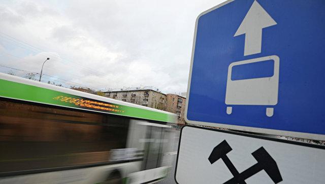 Общественный транспорт в Москве. Архивное фото.