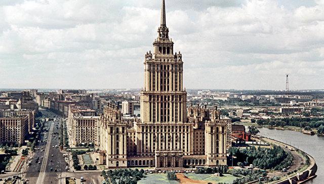 В следующем 2017 году в российской столице начнется строительство южного дублера Кутузовского проспекта