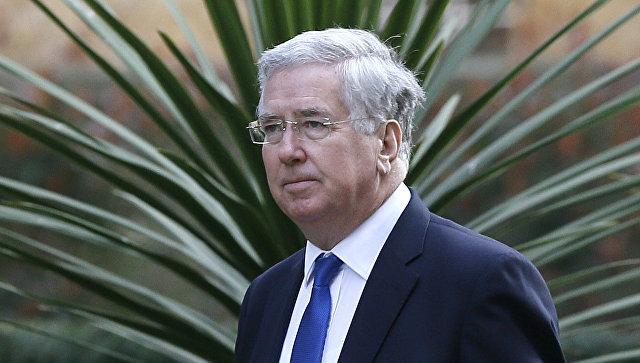 Партнерству снами РФ предпочла «игру мускулами»— Министр обороны Англии