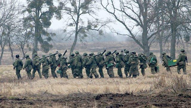 Югорский солдат впал вкому после военных учений