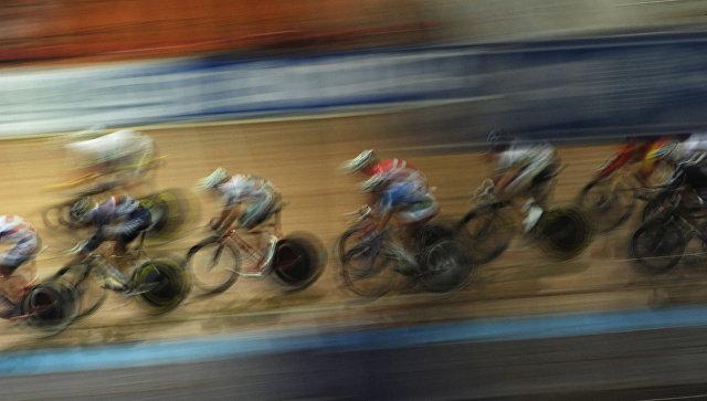 Житель россии Якушевский завоевал золото начемпионате Европы повелоспорту натреке