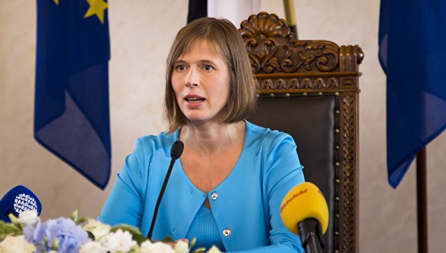 Российский супруг президента Эстонии отказался отсекретарши