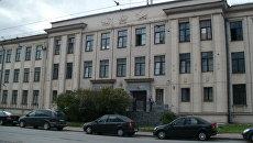 Здание городского комитета по транспорту Санкт-Петербурга