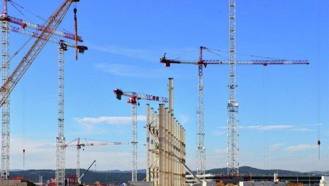 Строительство международного термоядерного экспериментального реактора (ИТЭР) неподалеку от Марселя, Франция