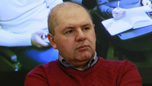 Владимир Брутер, эксперт Международного института гуманитарно-политических исследований. Архивное фото