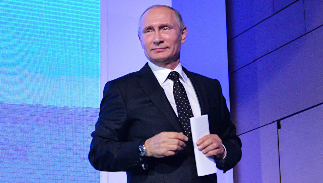 Белый дом назвал отмену визита В.Путина воФранцию признаком изоляции