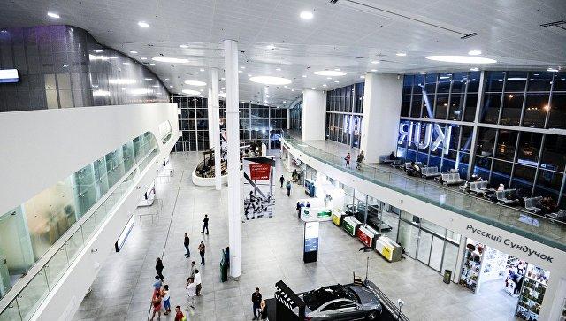 Аэропорт в Самаре. Архивное фото