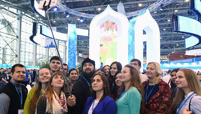 НаВДНХ прошла выставка интернационального православного студенческого форума