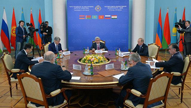 Кабмин РФ одобрил соглашение стран ОДКБ в области перевозок военных грузов