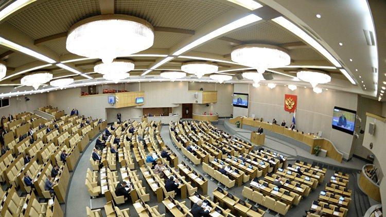 Госдума не ввела ответственность за неисполнение указов президента