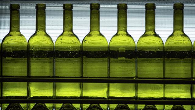Винодельческий завод. Архивное фото