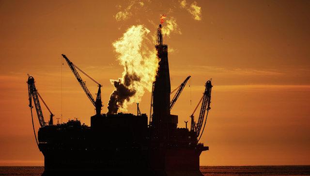 Нефтяная платформа Приразломная. Архивное фото
