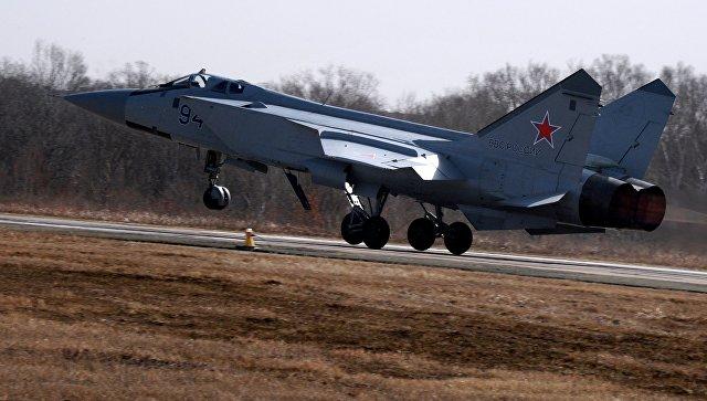 Военные самолеты изКрасноярского края экстренно вылетели наюг РФ