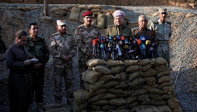 Курды ииракские военные начали широкомасштабную операцию наподступах кМосулу