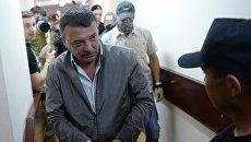 Начальник управления собственной безопасности СК РФ Михаил Максименко. Архивное фото
