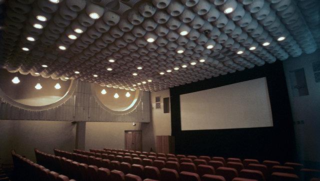 Зрительный зал в Доме кино. Архив