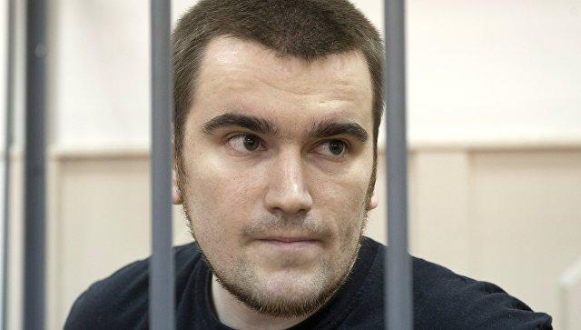 Фигурант «болотного дела» Алексей Гаскаров выходит насвободу