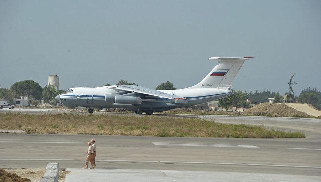 Русские самолёты доставят вАлеппо гуманитарную помощь изСербии