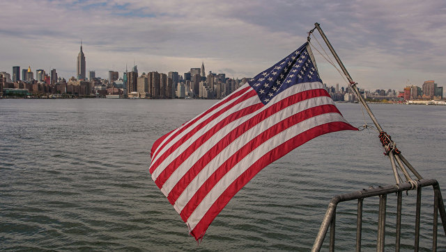 Вид на Манхэттен. Архивное фото