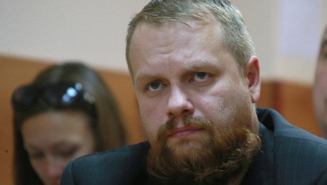 Дмитрия Демушкина задержали при подаче заявки напроведение марша