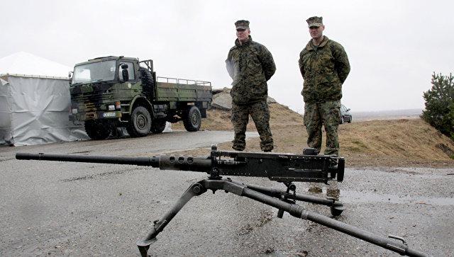 Spiegel: НАТО боится, что Трамп выведет американские войска из Европы