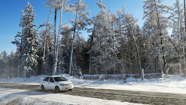 Движение автобусов из Хабаровска возобновили по всем направлениям