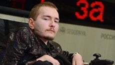 Валерий Спиридонов. Архивное фото.