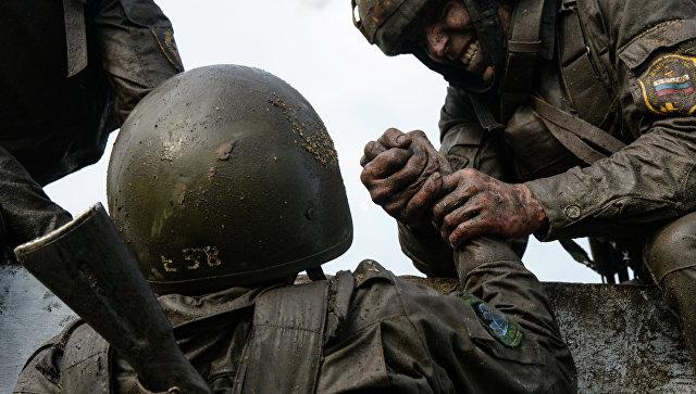Русский спецназ прибыл в КНР научения стран ШОС