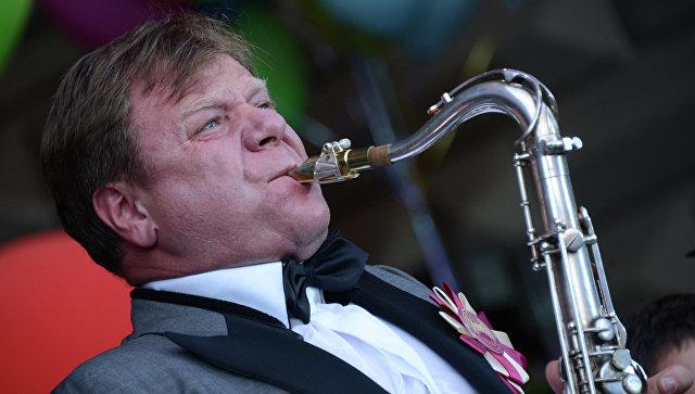 Джаз-музыкант Игорь Бутман. Архивное фото