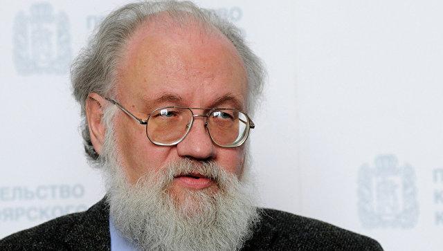 Председатель ЦИК РФ В. Чуров, архивное фото