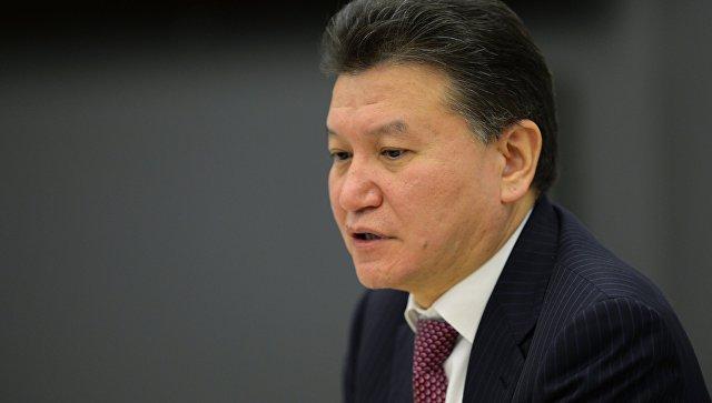 Лавров вобщении сКерри возмутился отказом США выдать визу Илюмжинову